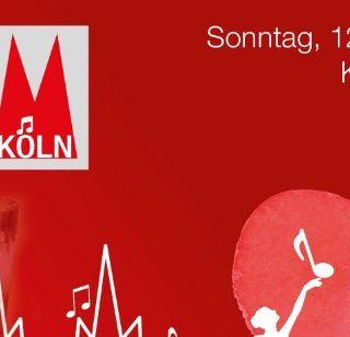Konzert Deutz Chor Köln und als Gast die Wupperhofer
