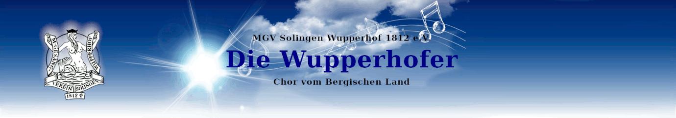 Die Wupperhofer